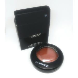 New MAC Mineralize Skinfinish Natural Taraji Glow